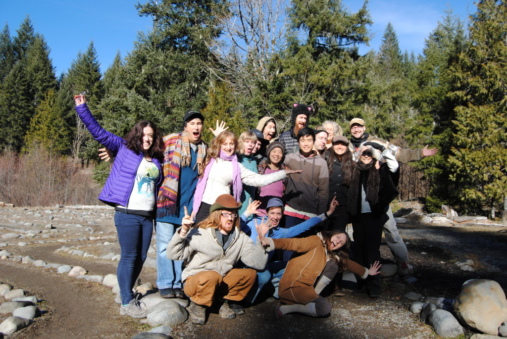 Breitenbush Permaculture Design Course - Winter session