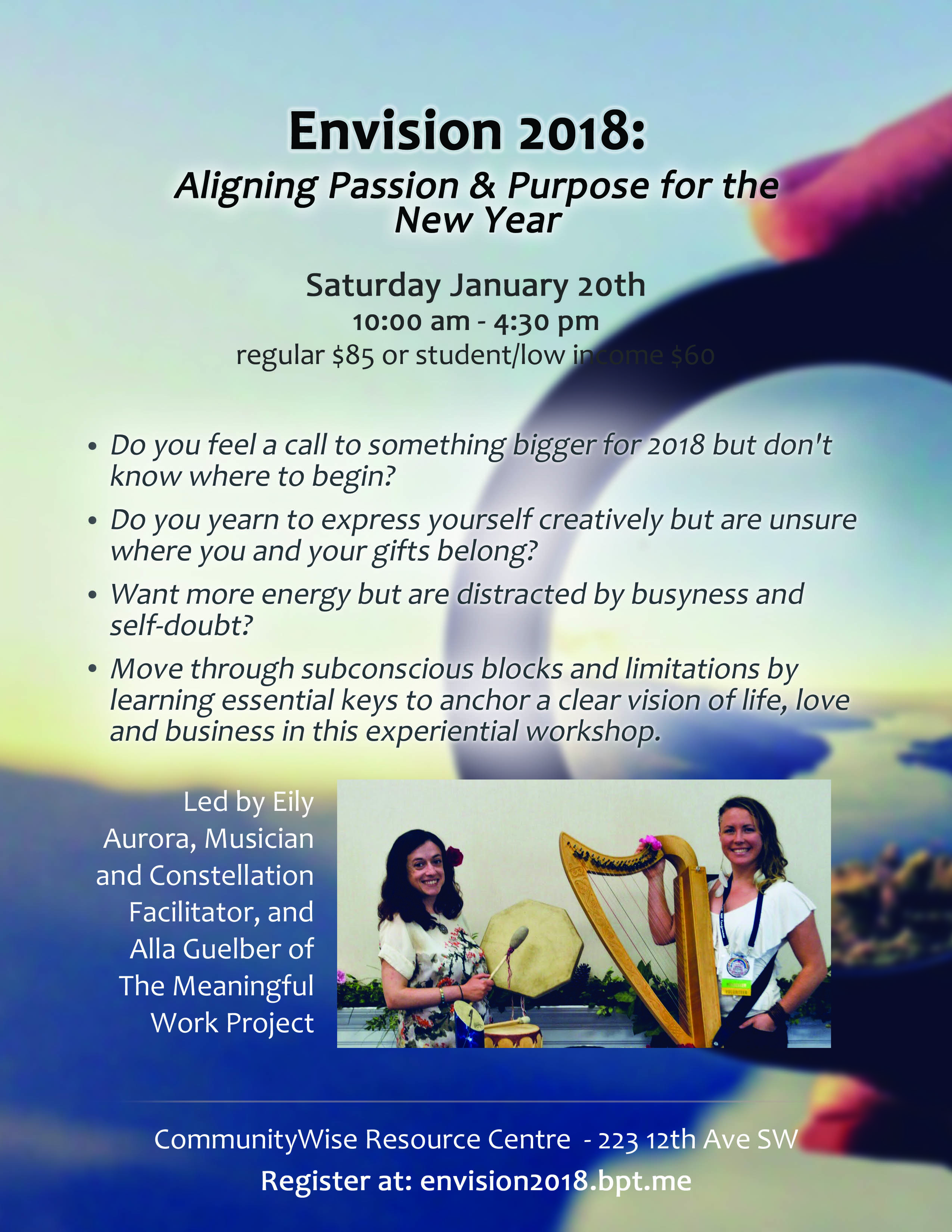 Envision 2018: Aligning Passion and Purpose for the New Year ...
